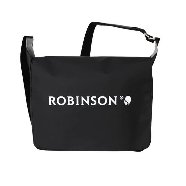 Picture of ROBINSON Messenger bag black