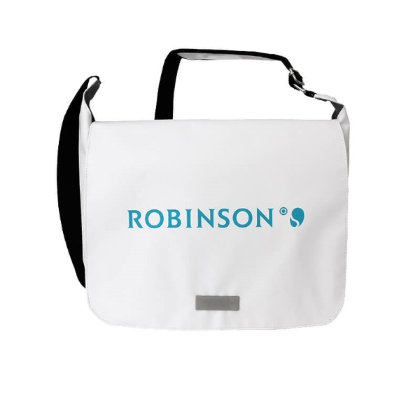 Picture of ROBINSON bag white - limited edition