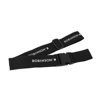 Picture of ROBINSON Luggage strap - black