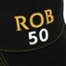 Bild von ROBINSON Cap schwarz (ROBIN50N Forever Kollektion)